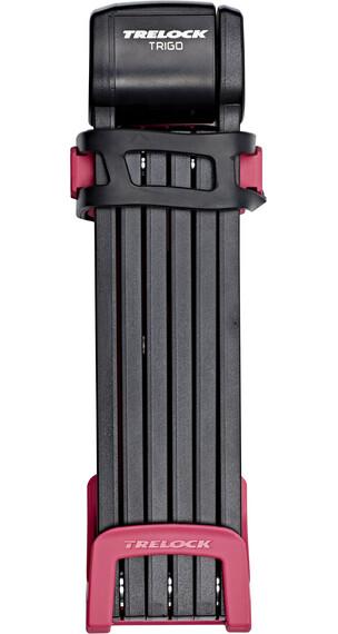 Trelock FS 300/100 Trigo - Candado de cable - rosa